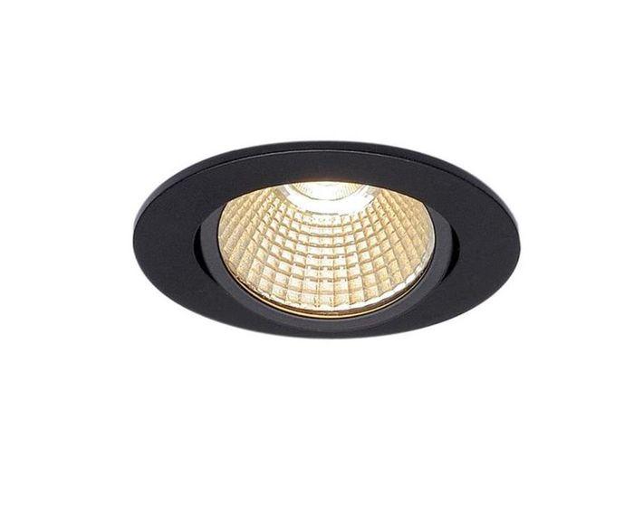 BIG WHITE LA 114381 NEW TRIA LED vestavné bodové svítidlo 230v nejen do kuchyně, jídelny