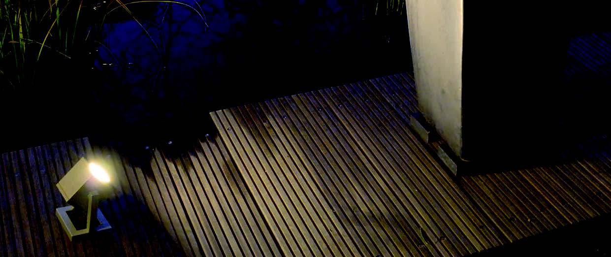 BIG WHITE LA 132832 CUBIX reflektor nejen na chalupu