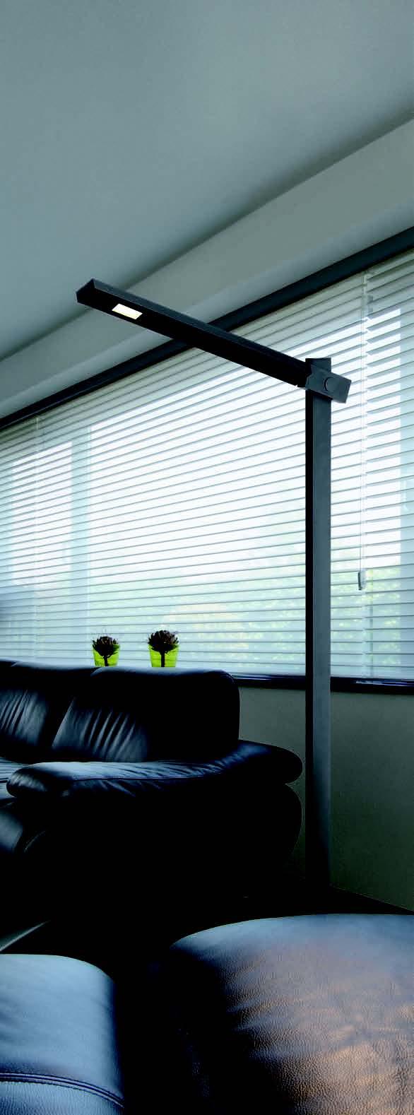 BIG WHITE LA 146060 MECANICA stojací lampa nejen do obýváku