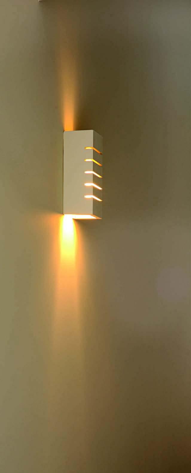 BIG WHITE LA 148010 GL 100 SLOT nástěnné svítidlo nejen do chodby a předsíně