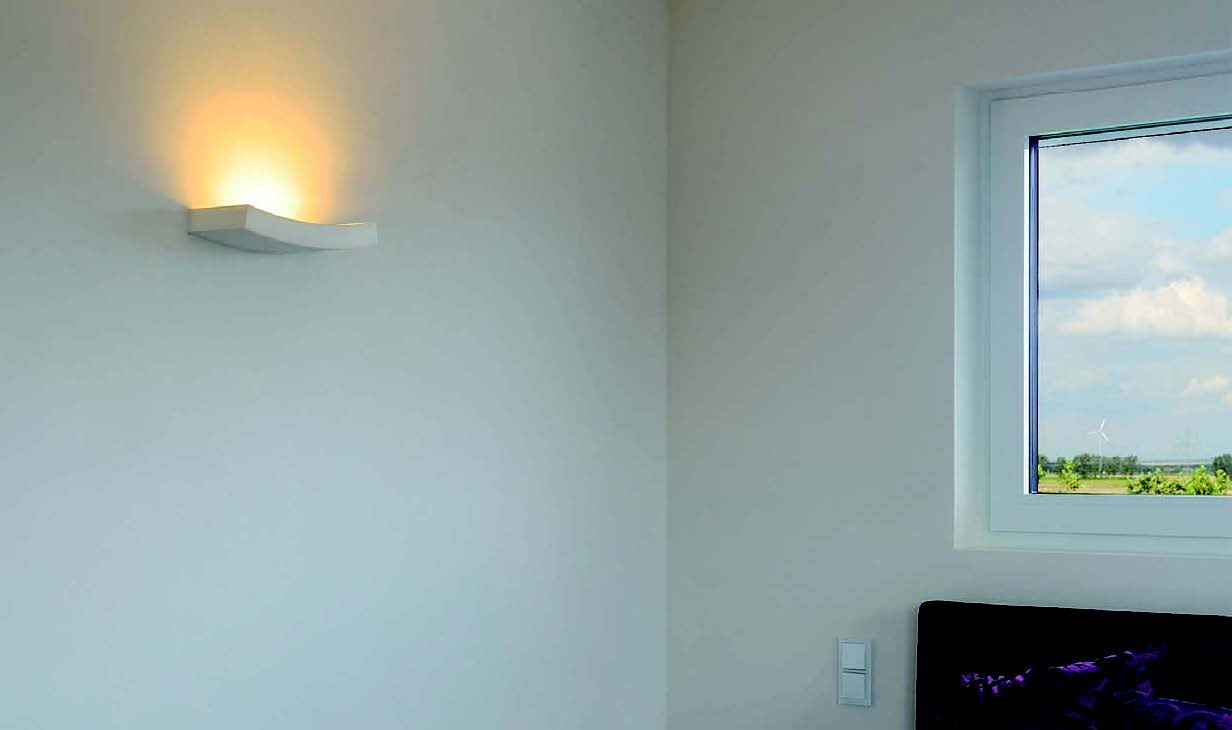 BIG WHITE LA 148012 GL102 nástěnné svítidlo nejen do kanceláře