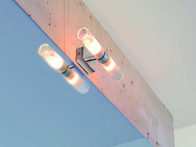 BIG WHITE LA 151282 MIBO svítidlo nad zrcadlodo koupelny