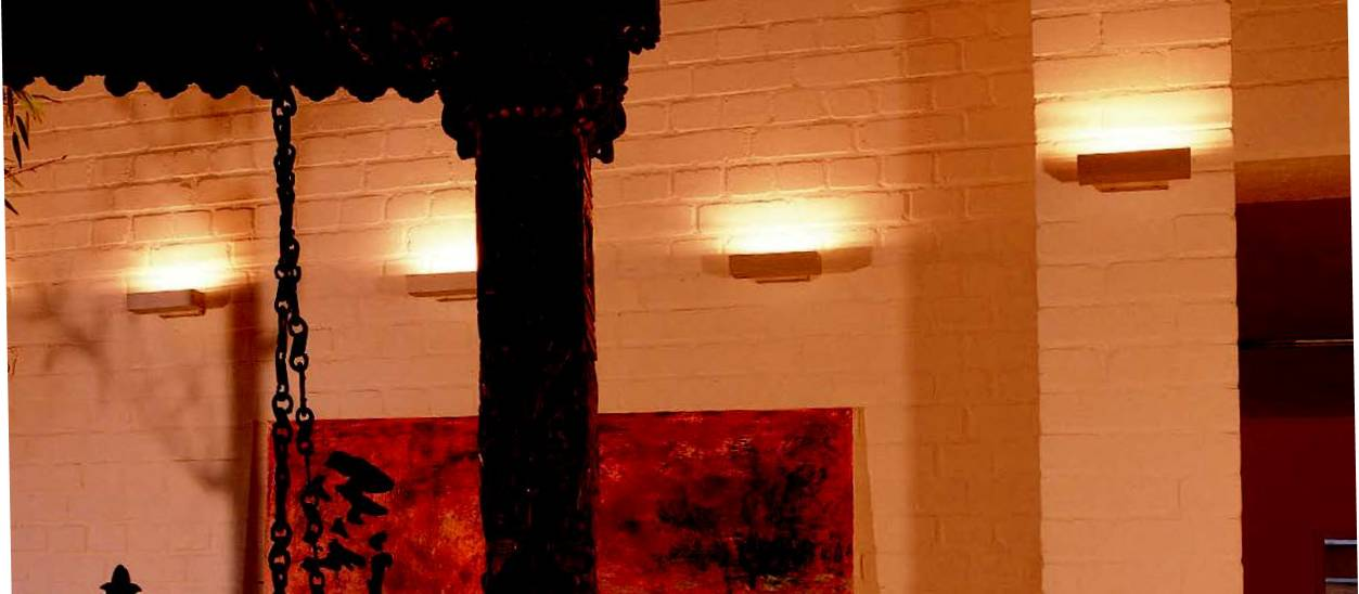 BIG WHITE LA 151400  nástěnné svítidlo nejen do chodby a předsíně