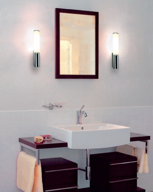 BIG WHITE LA 151442 CALMA koupelnové osvětlenído koupelny