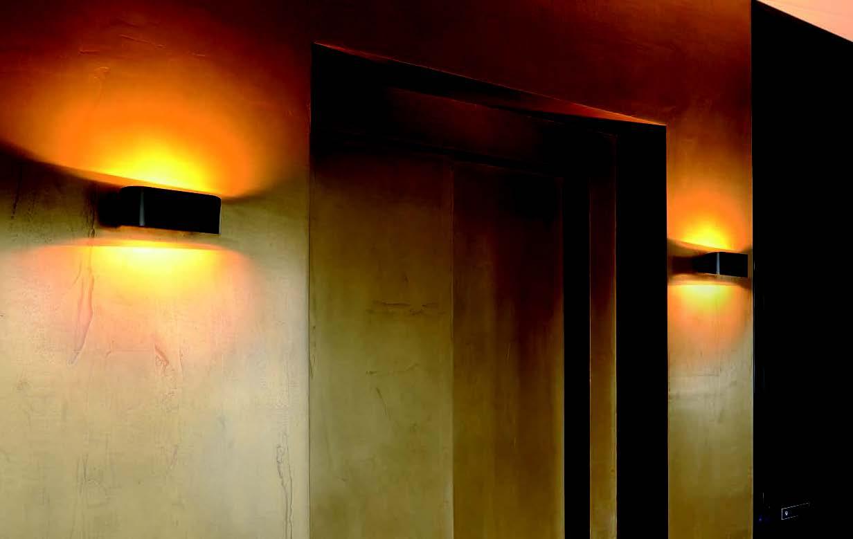 BIG WHITE LA 151450  nástěnné svítidlo nejen do chodby a předsíně
