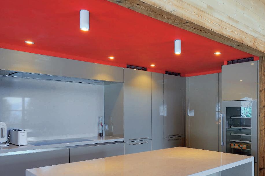 BIG WHITE LA 151813 ENOLA B stropní svítidlo nejen do kuchyně, jídelny
