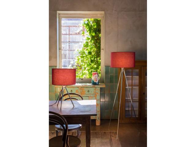 BIG WHITE LA 155492 Fenda stojací lampa nejen do ložnice