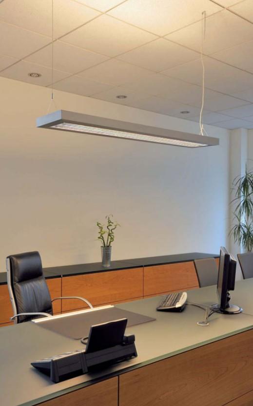 BIG WHITE LA 157524 GRILL lustr nejen do kanceláře