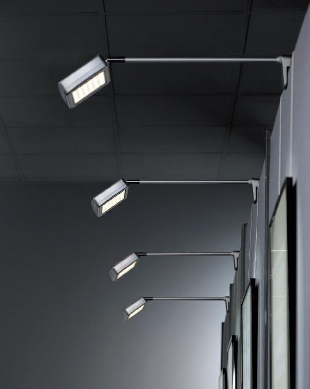 BIG WHITE LA 170402 LED DISPLAY kuchyňské svítidlo nejen do restaurace