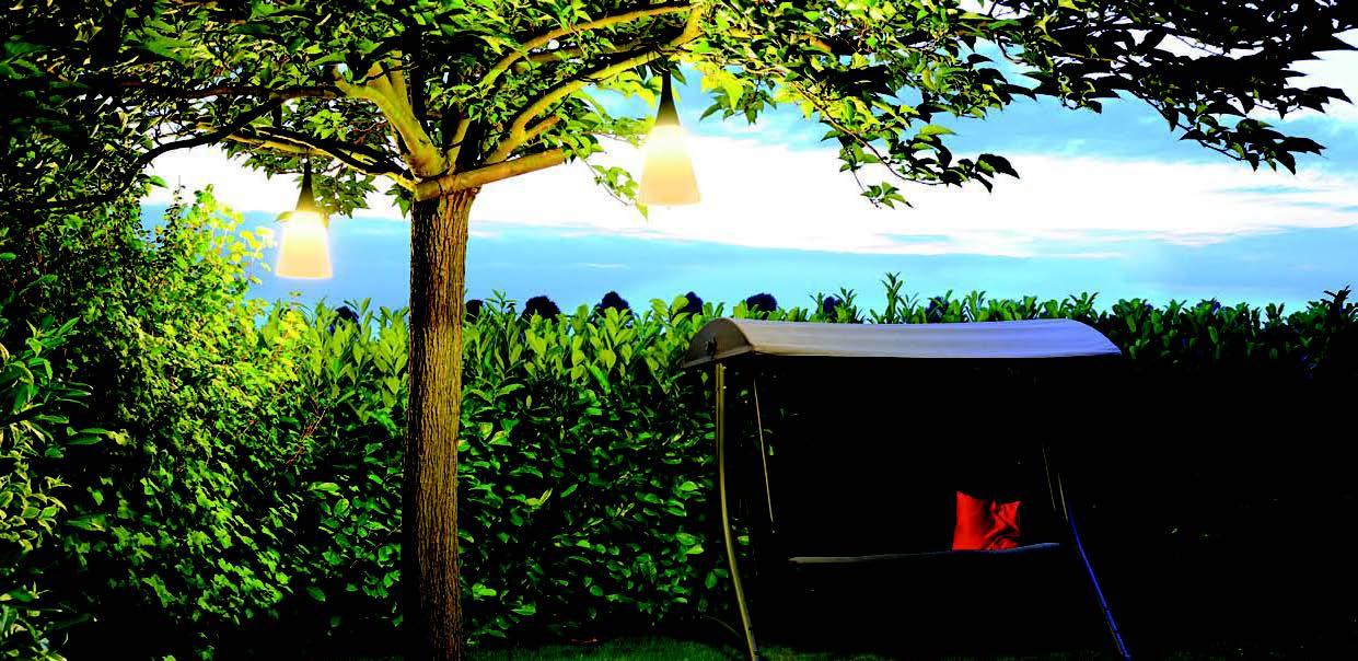 BIG WHITE LA 228995 PLENUM venkovní svítidlo závěsné nejen na zahradu