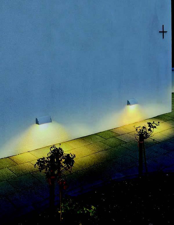 BIG WHITE LA 230031 PEMA venkovní svítidlo nástěnné nejen před dům, na dům, na cestu