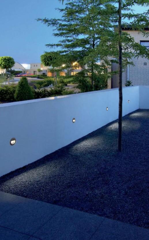 BIG WHITE LA 230201 DOWNUNDER LED venkovní svítidlo vestavné nejen před dům, na dům, na cestu