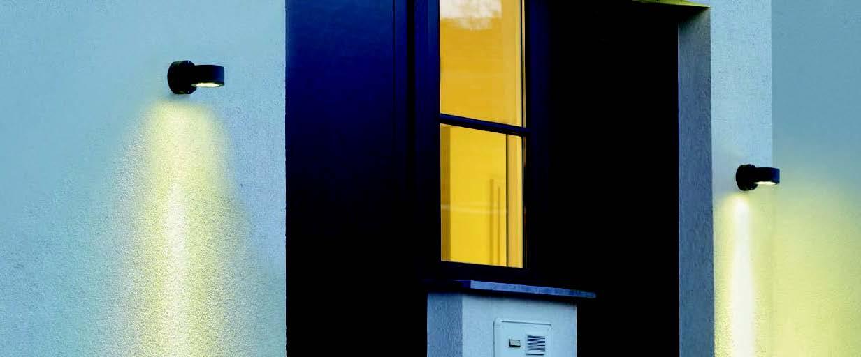 BIG WHITE LA 230355 SITRA venkovní svítidlo nástěnné nejen před dům, na dům, na cestu