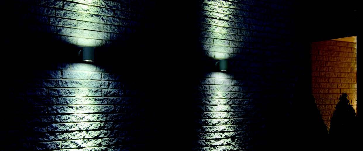 BIG WHITE LA 230365 SITRA venkovní svítidlo nástěnné nejen ke schodům, na terasu