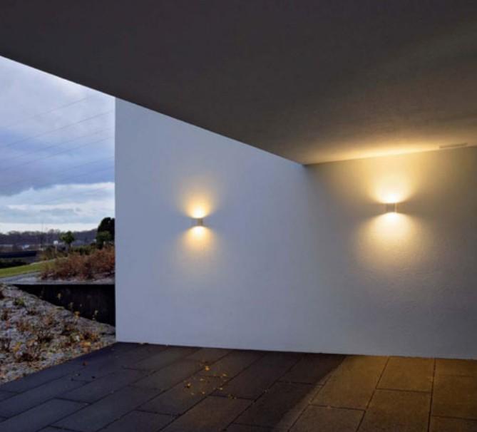 BIG WHITE LA 232535 SITRA CUBE venkovní svítidlo nástěnné nejen na zahradu