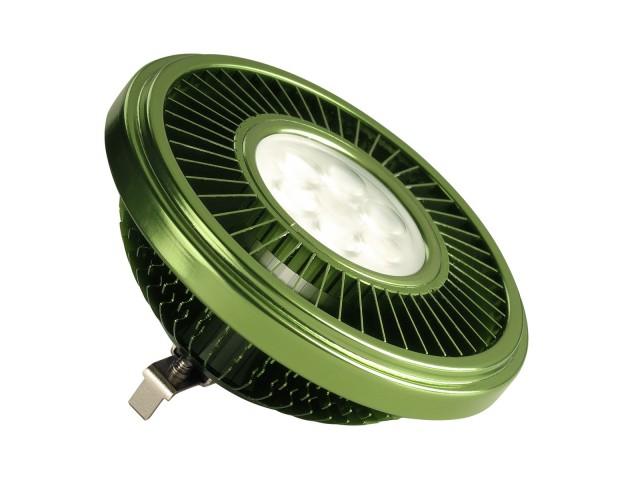 BIG WHITE LA 570612 LED žárovka zelená
