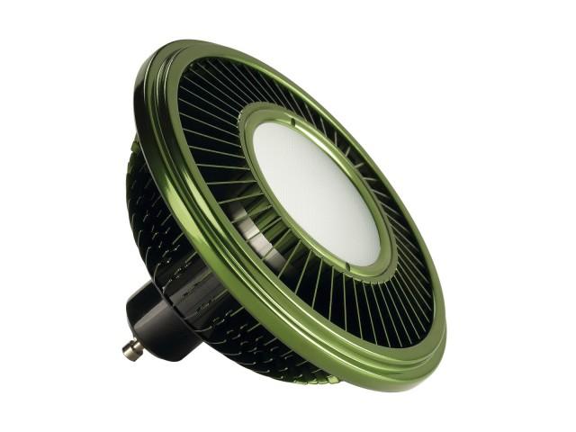 SLV 570722 led žárovka GU10 15,5W 80