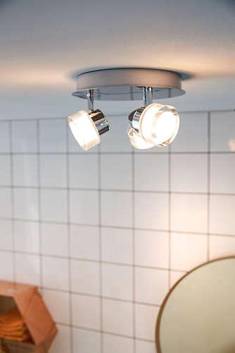 Massive Philips 3417411P0 Resort koupelnové osvětlení