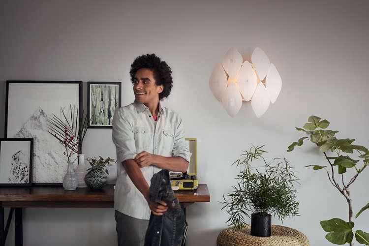 Massive Philips 4096331PN CHIFFON nástěnné svítidlo nejen k jídelnímu stolu