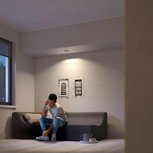Massive Philips 5039199PN DONEGAL vestavné bodové svítidlo 230v nejen do kuchyně, jídelny