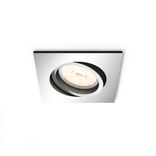 Massive Philips 50401/11/PN DONEGAL vestavné bodové svítidlo 230v + 3 roky záruka ZDARMA!