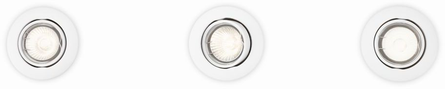 Massive Philips 59243/31/E7 Enif Vestavné bodové svítidlo 230V + 3 roky záruka ZDARMA!