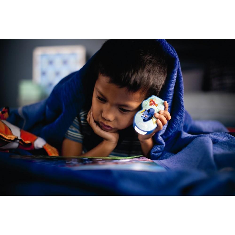 Massive Philips 7176735P0 DISNEY BATERKA dětská lampičkado dětského pokoje