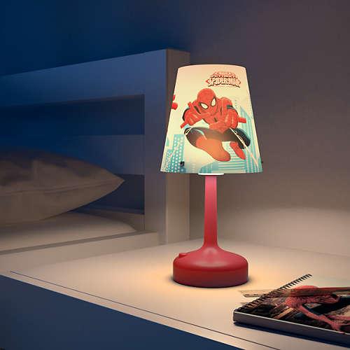 Massive Philips 7179640P0 DISNEY PŘENOSNÁ dětská lampičkado dětského pokoje