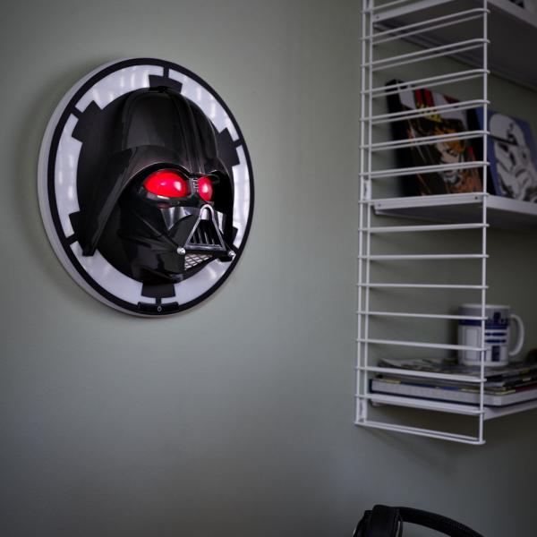 Massive Philips 7193630P0 3D Masks dětské svítidlodo dětského pokoje