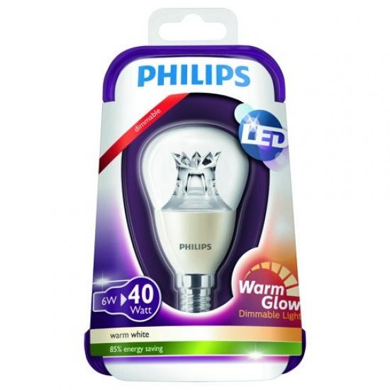 Massive Philips 8718696453568 led žárovka E14 6 -> nahrazuje 40W