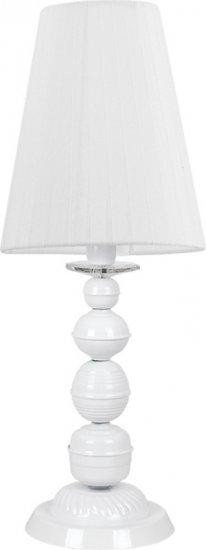 Nowodvorski 4228 BIANCO Pokojová stolní lampa + 3 roky záruka ZDARMA!