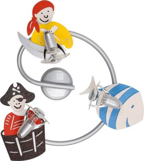 Nowodvorski 4723 Pirate Dětské svítidlo + 3 roky záruka ZDARMA!