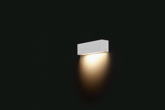 Nowodvorski 6345 Straight white Nástěnné svítidlo + 3 roky záruka ZDARMA!