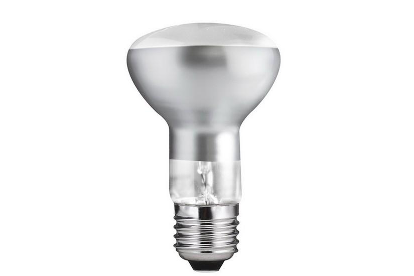 Paulmann Halogenová žárovka E27 42 W >=90Ra silber