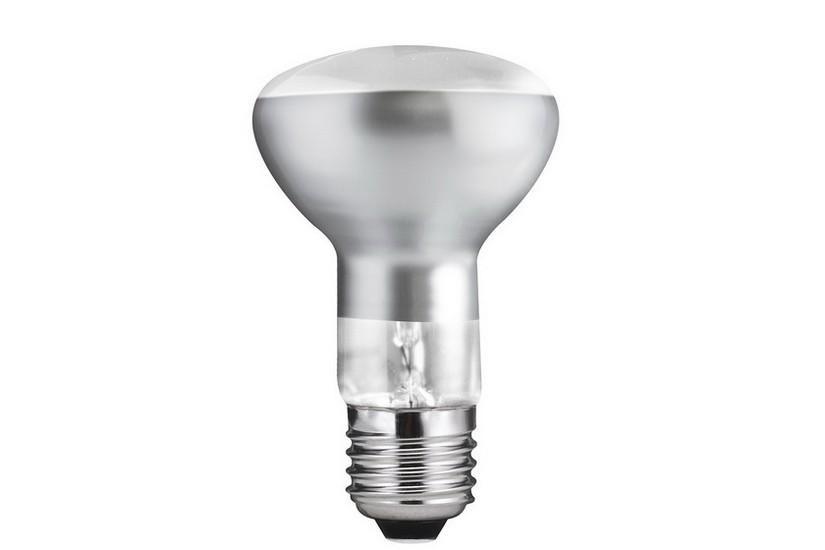 Paulmann Halogenová žárovka E27 28 W >=90Ra silber