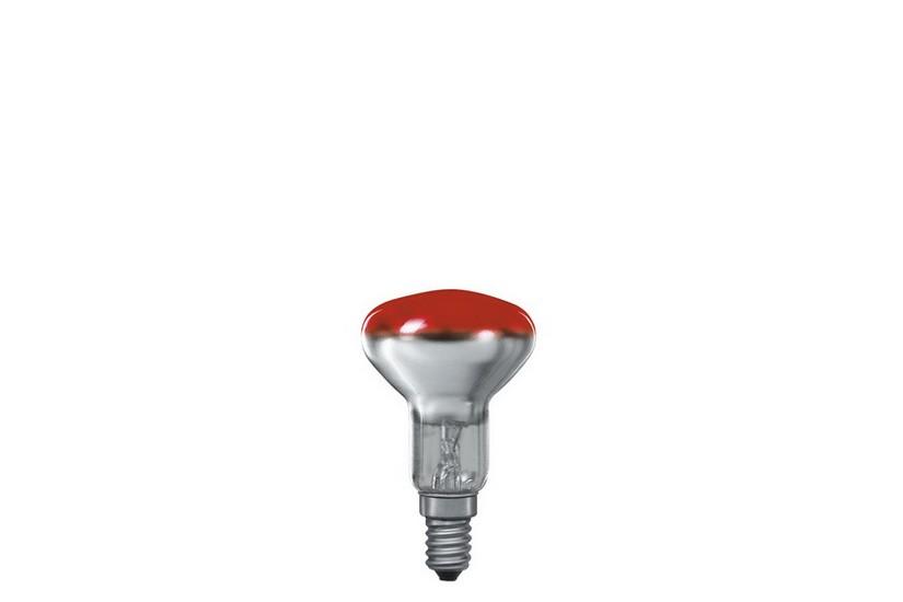 Paulmann Úsporná žárovka E14 25W červená