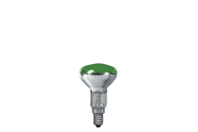 Paulmann Úsporná žárovka E14 25W zelená