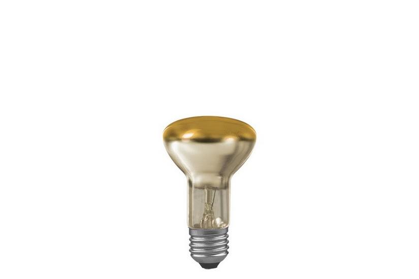 Paulmann Reflektorová žárovka E27 60 W zlatá