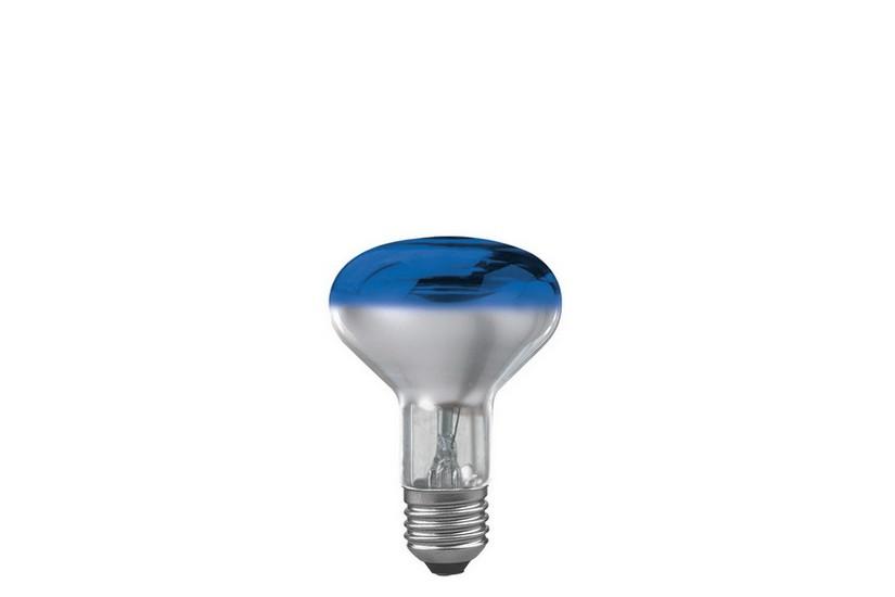 Paulmann Reflektorová žárovka E27 60 W modrá