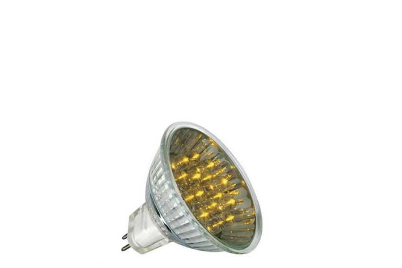 Paulmann LED žárovka GU5,3 1 W Gelb