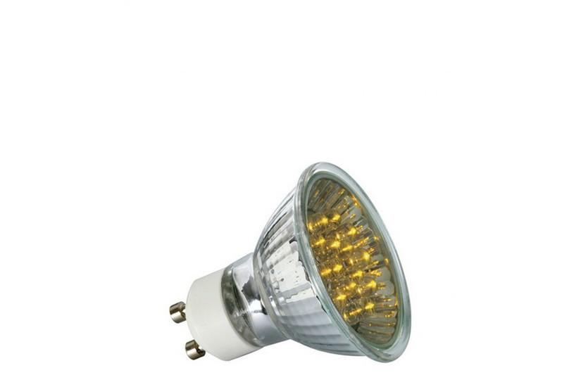 Paulmann LED žárovka GU10 1 W Gelb