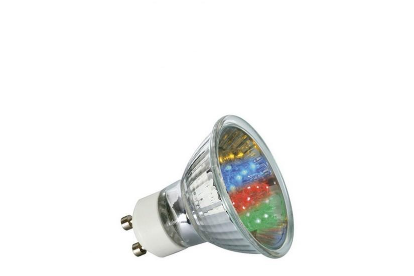Paulmann LED žárovka GU10 1 W Multicolor