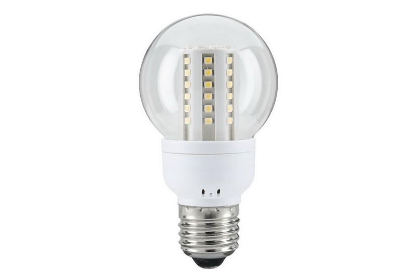 Paulmann LED žárovka E27 čirá