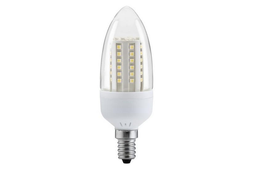 Paulmann LED žárovka E14 70-79Ra čirá
