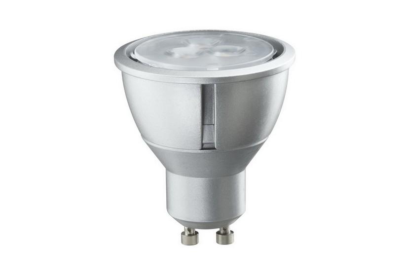 Paulmann LED žárovka GU10 5 W 80-89 Ra teplá bílá