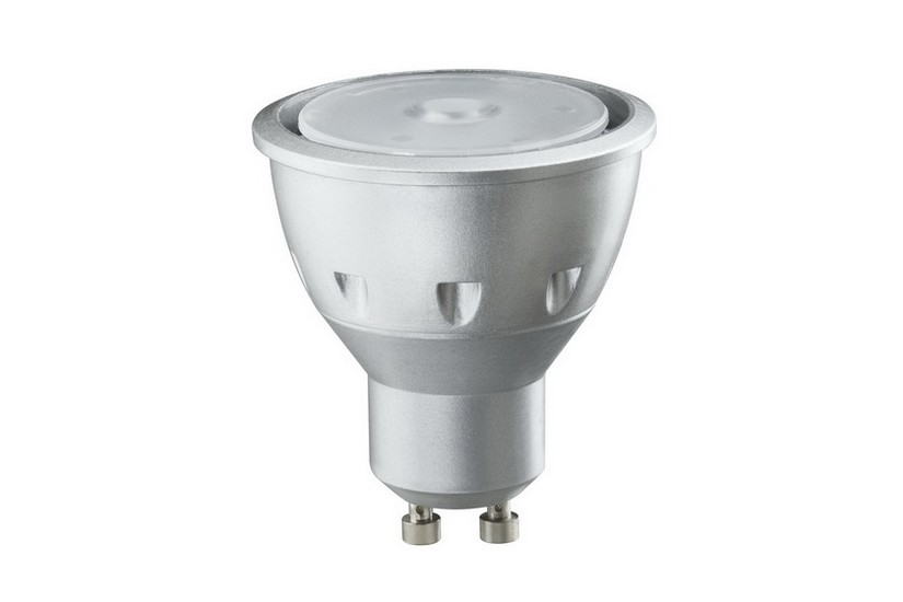 Paulmann LED žárovka GU10 3,5 W 80-89Ra teplá bílá
