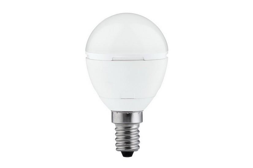 Paulmann LED žárovka E14 80-89Ra teplá bílá
