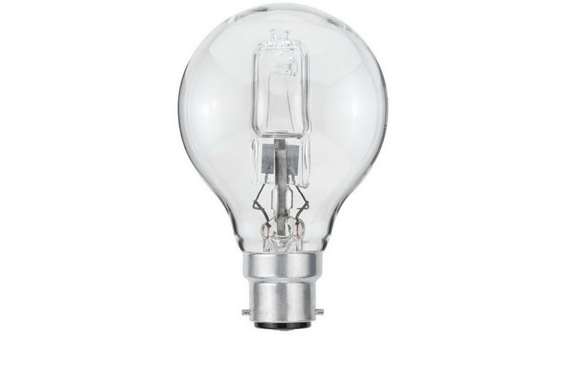 Paulmann Halogenová žárovka B22d 28 W čirá