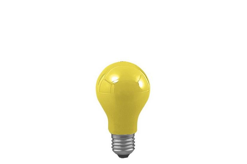 Paulmann Standardní žárovka E27 Gelb