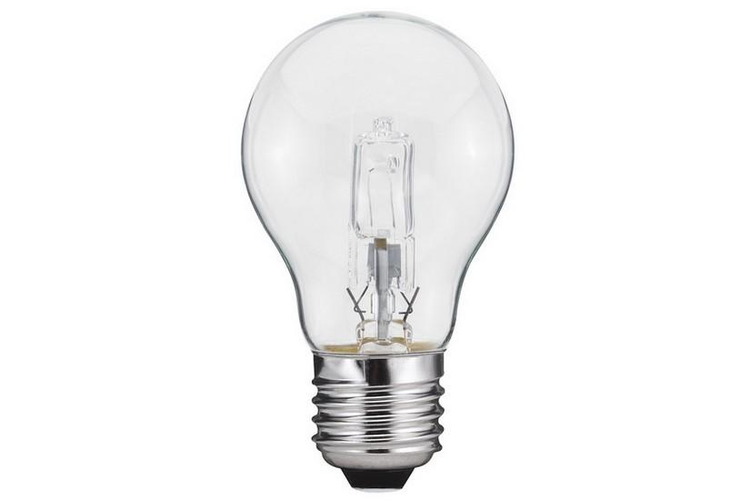Paulmann Halogenová žárovka E27 42 W >=90Ra čirá